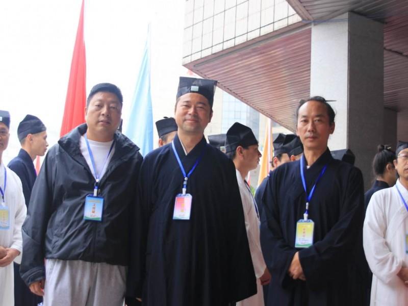 云南省道教协会参加省第三届宗教界体育运动会暨文艺汇演