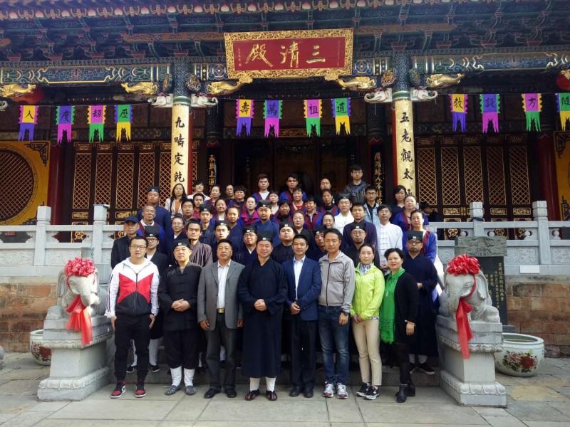 云南道教界庆祝道祖圣诞 开展第一届云南道教公益慈善日活动